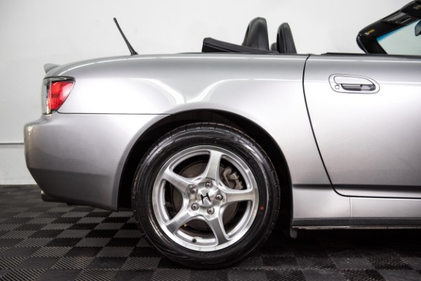 Used 2000 Honda S2000 Used 2000 Honda S2000 for sale Sold at Response Motors in Mountain View CA 6