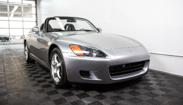 Used 2000 Honda S2000 Used 2000 Honda S2000 for sale Sold at Response Motors in Mountain View CA 1