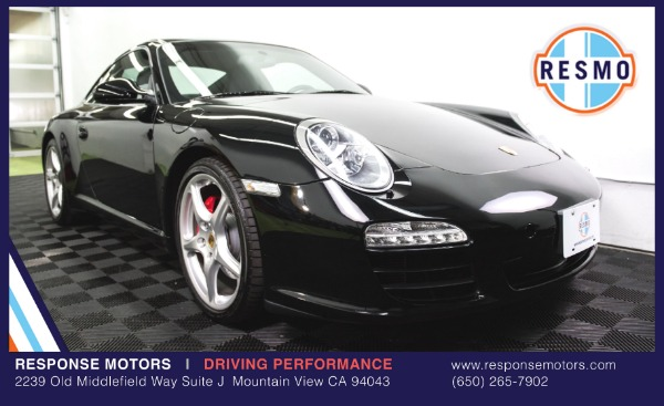 Used 2009 Porsche 911 Carrera S Used 2009 Porsche 911 Carrera S for sale Sold at Response Motors in Mountain View CA 2