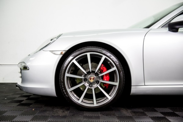 Used 2013 Porsche 911 Carrera Used 2013 Porsche 911 Carrera for sale Sold at Response Motors in Mountain View CA 12