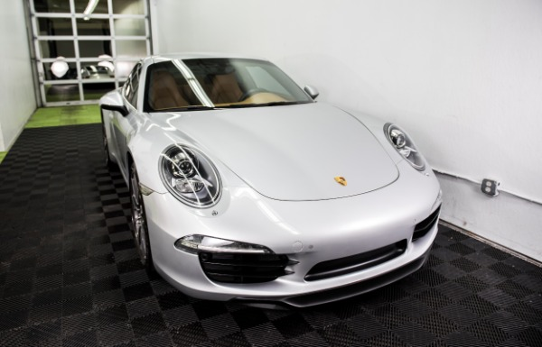 Used 2013 Porsche 911 Carrera Used 2013 Porsche 911 Carrera for sale Sold at Response Motors in Mountain View CA 3