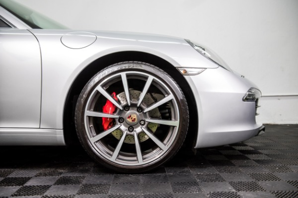 Used 2013 Porsche 911 Carrera Used 2013 Porsche 911 Carrera for sale Sold at Response Motors in Mountain View CA 5
