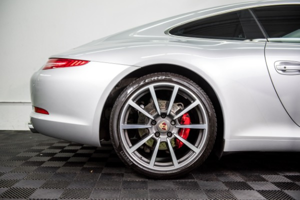 Used 2013 Porsche 911 Carrera Used 2013 Porsche 911 Carrera for sale Sold at Response Motors in Mountain View CA 7