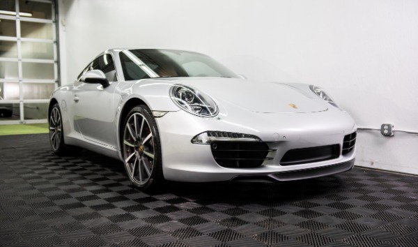 Used 2013 Porsche 911 Carrera Used 2013 Porsche 911 Carrera for sale Sold at Response Motors in Mountain View CA 1
