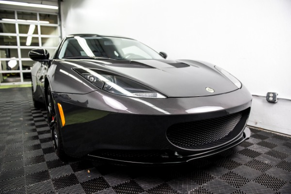 Used 2014 Lotus Evora S 2+2 Used 2014 Lotus Evora S 2+2 for sale Sold at Response Motors in Mountain View CA 10