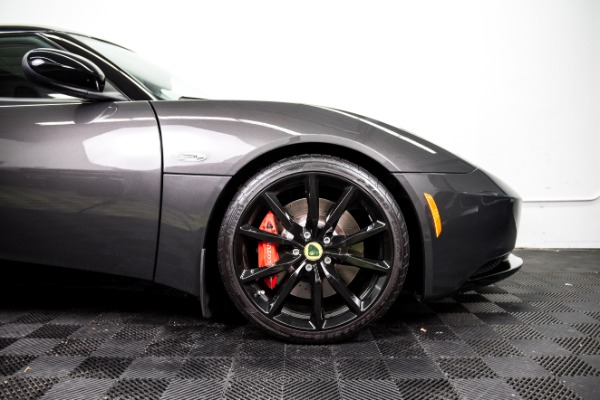 Used 2014 Lotus Evora S 2+2 Used 2014 Lotus Evora S 2+2 for sale Sold at Response Motors in Mountain View CA 3