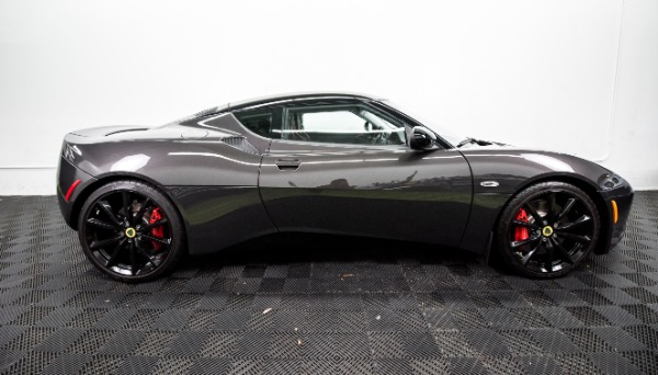 Used 2014 Lotus Evora S 2+2 Used 2014 Lotus Evora S 2+2 for sale Sold at Response Motors in Mountain View CA 4