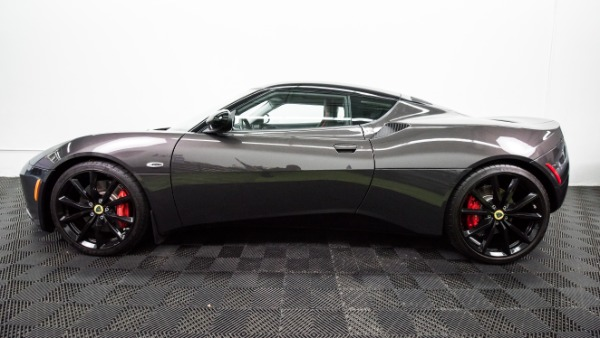 Used 2014 Lotus Evora S 2+2 Used 2014 Lotus Evora S 2+2 for sale Sold at Response Motors in Mountain View CA 8