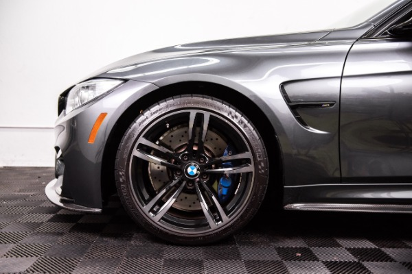 Used 2015 BMW M3 Used 2015 BMW M3 for sale Sold at Response Motors in Mountain View CA 11