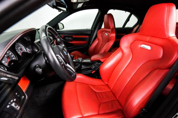 Used 2015 BMW M3 Used 2015 BMW M3 for sale Sold at Response Motors in Mountain View CA 12