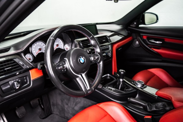 Used 2015 BMW M3 Used 2015 BMW M3 for sale Sold at Response Motors in Mountain View CA 13