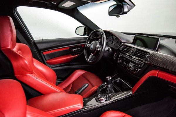 Used 2015 BMW M3 Used 2015 BMW M3 for sale Sold at Response Motors in Mountain View CA 17