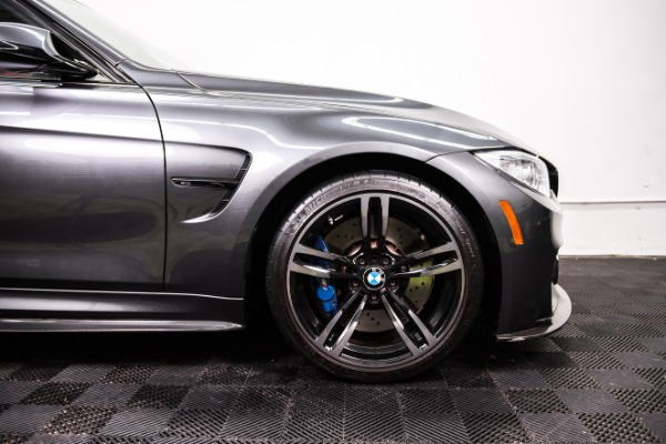 Used 2015 BMW M3 Used 2015 BMW M3 for sale Sold at Response Motors in Mountain View CA 4