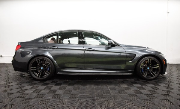 Used 2015 BMW M3 Used 2015 BMW M3 for sale Sold at Response Motors in Mountain View CA 5