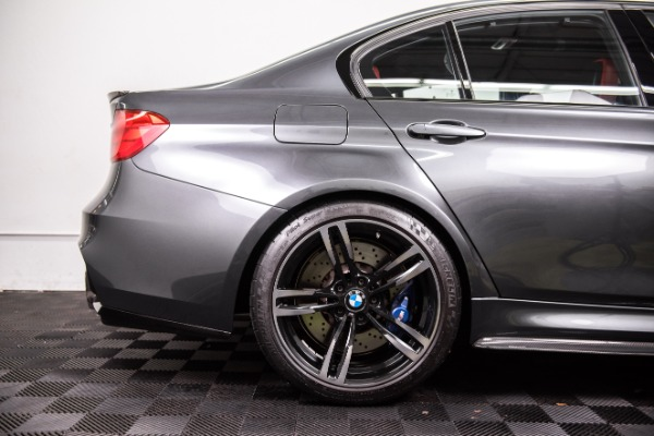 Used 2015 BMW M3 Used 2015 BMW M3 for sale Sold at Response Motors in Mountain View CA 6