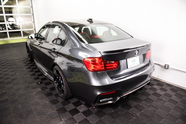 Used 2015 BMW M3 Used 2015 BMW M3 for sale Sold at Response Motors in Mountain View CA 8