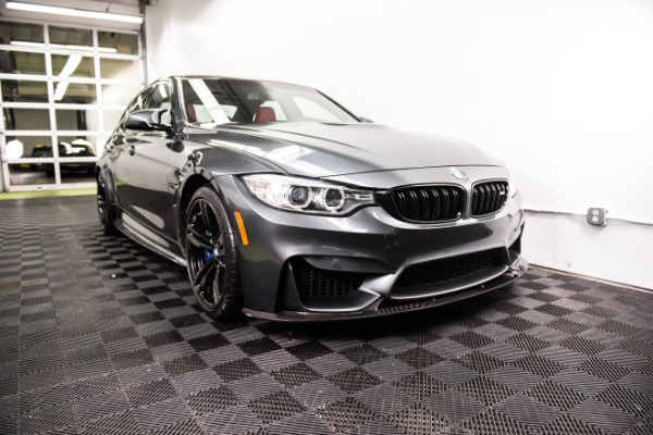 Used 2015 BMW M3 Used 2015 BMW M3 for sale Sold at Response Motors in Mountain View CA 1