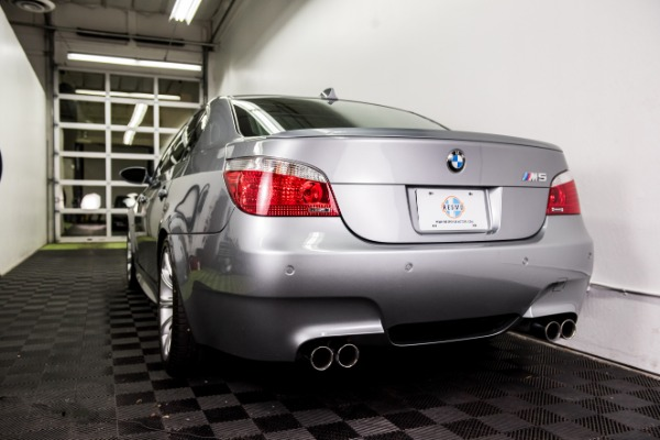 New 2006 BMW M5 New 2006 BMW M5 for sale Sold at Response Motors in Mountain View CA 7