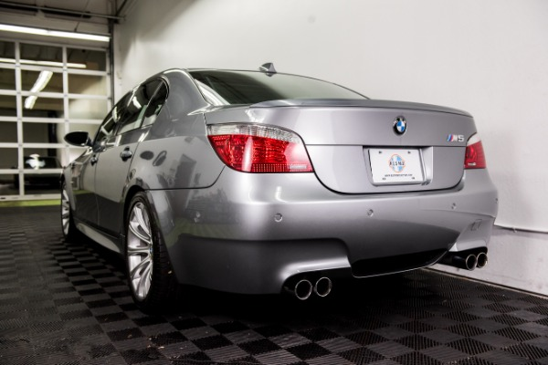 New 2006 BMW M5 New 2006 BMW M5 for sale Sold at Response Motors in Mountain View CA 8