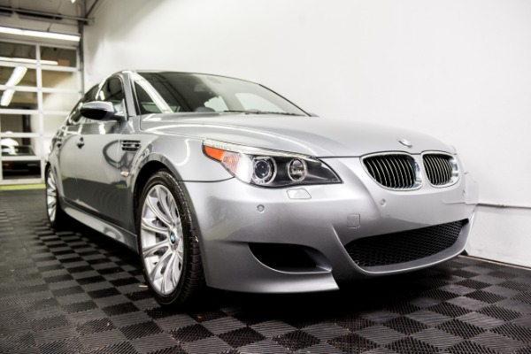New 2006 BMW M5 New 2006 BMW M5 for sale Sold at Response Motors in Mountain View CA 1