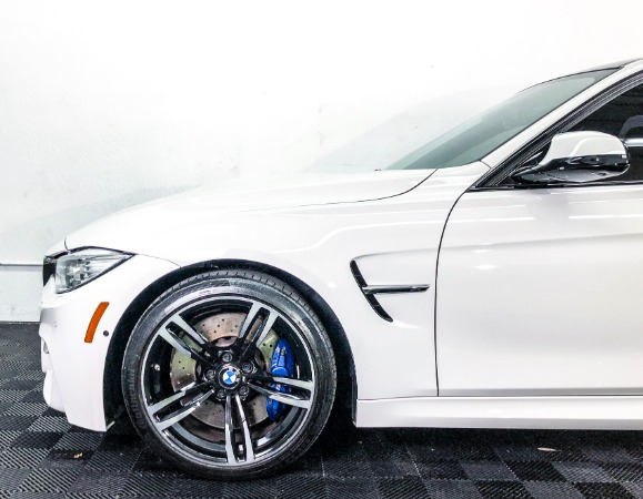 Used 2016 BMW M3 Used 2016 BMW M3 for sale Sold at Response Motors in Mountain View CA 13