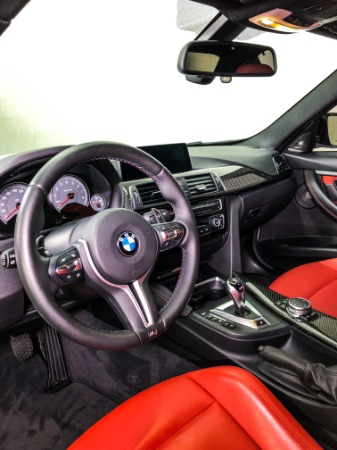 Used 2016 BMW M3 Used 2016 BMW M3 for sale Sold at Response Motors in Mountain View CA 15