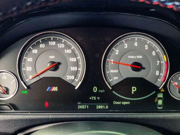Used 2016 BMW M3 Used 2016 BMW M3 for sale Sold at Response Motors in Mountain View CA 18