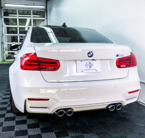 Used 2016 BMW M3 Used 2016 BMW M3 for sale Sold at Response Motors in Mountain View CA 8