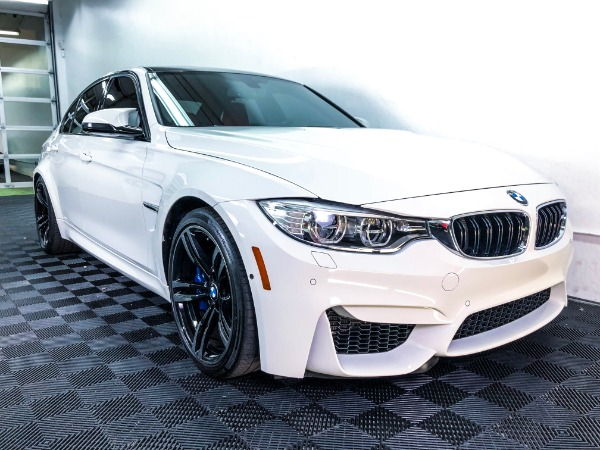 Used 2016 BMW M3 Used 2016 BMW M3 for sale Sold at Response Motors in Mountain View CA 1