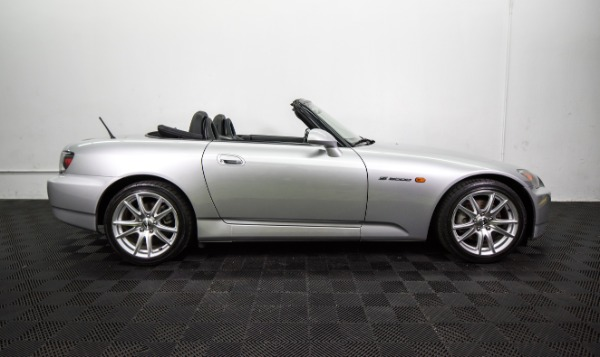 Used 2005 Honda S2000 Used 2005 Honda S2000 for sale Sold at Response Motors in Mountain View CA 6