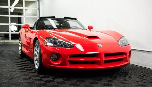 Used 2004 Dodge Viper SRT-10 Used 2004 Dodge Viper SRT-10 for sale Sold at Response Motors in Mountain View CA 3