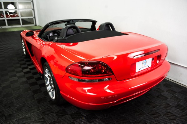 Used 2004 Dodge Viper SRT-10 Used 2004 Dodge Viper SRT-10 for sale Sold at Response Motors in Mountain View CA 7