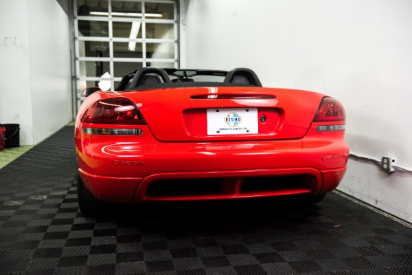 Used 2004 Dodge Viper SRT-10 Used 2004 Dodge Viper SRT-10 for sale Sold at Response Motors in Mountain View CA 8