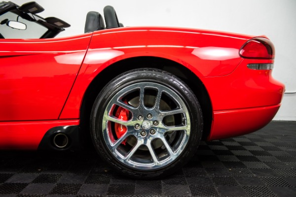 Used 2004 Dodge Viper SRT-10 Used 2004 Dodge Viper SRT-10 for sale Sold at Response Motors in Mountain View CA 9