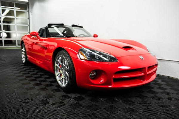 Used 2004 Dodge Viper SRT-10 Used 2004 Dodge Viper SRT-10 for sale Sold at Response Motors in Mountain View CA 1