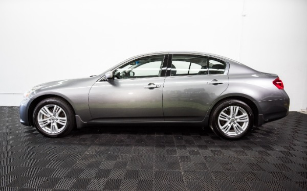 Used 2011 INFINITI G37 Sedan x Used 2011 INFINITI G37 Sedan x for sale Sold at Response Motors in Mountain View CA 11