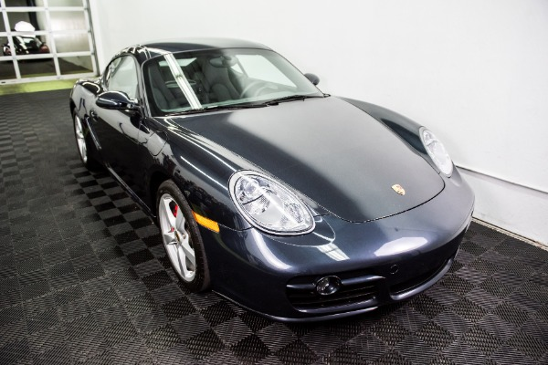 Used 2007 Porsche Cayman S Used 2007 Porsche Cayman S for sale Sold at Response Motors in Mountain View CA 2