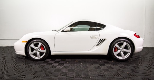 Used 2007 Porsche Cayman S Used 2007 Porsche Cayman S for sale Sold at Response Motors in Mountain View CA 11