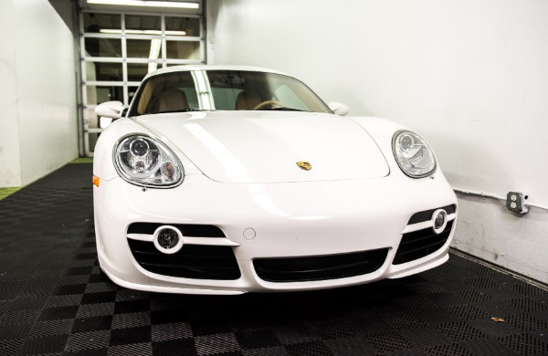 Used 2007 Porsche Cayman S Used 2007 Porsche Cayman S for sale Sold at Response Motors in Mountain View CA 3