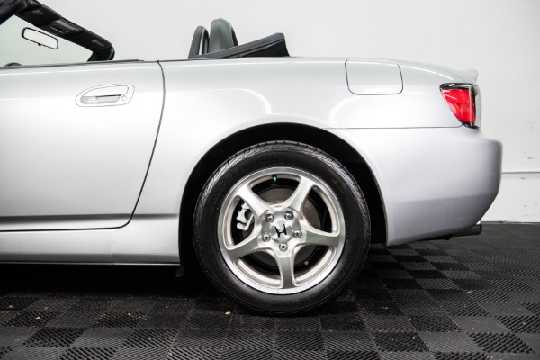 Used 2002 Honda S2000 Used 2002 Honda S2000 for sale Sold at Response Motors in Mountain View CA 10