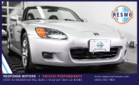 Used 2002 Honda S2000 Used 2002 Honda S2000 for sale Sold at Response Motors in Mountain View CA 2