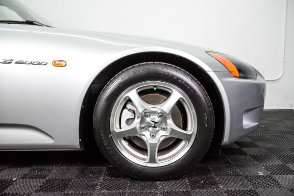 Used 2002 Honda S2000 Used 2002 Honda S2000 for sale Sold at Response Motors in Mountain View CA 4