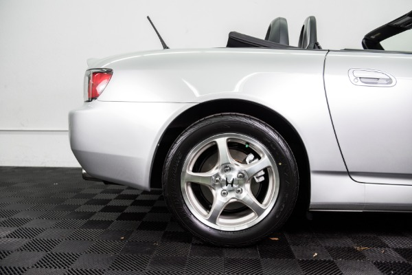 Used 2002 Honda S2000 Used 2002 Honda S2000 for sale Sold at Response Motors in Mountain View CA 6