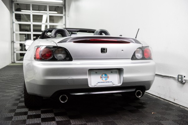 Used 2002 Honda S2000 Used 2002 Honda S2000 for sale Sold at Response Motors in Mountain View CA 8