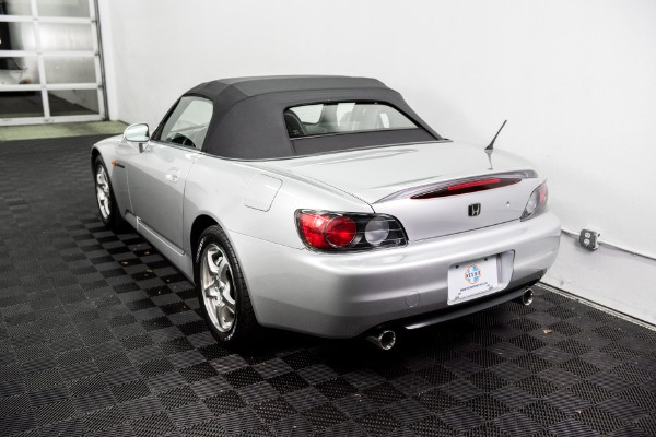 Used 2002 Honda S2000 Used 2002 Honda S2000 for sale Sold at Response Motors in Mountain View CA 9