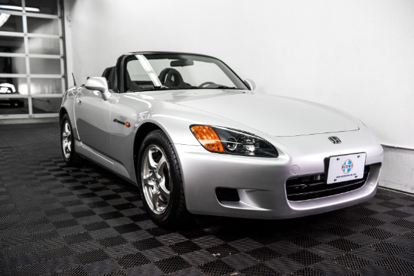 Used 2002 Honda S2000 Used 2002 Honda S2000 for sale Sold at Response Motors in Mountain View CA 1