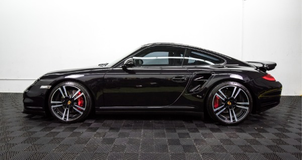 Used 2011 Porsche 911 Turbo Used 2011 Porsche 911 Turbo for sale Sold at Response Motors in Mountain View CA 10