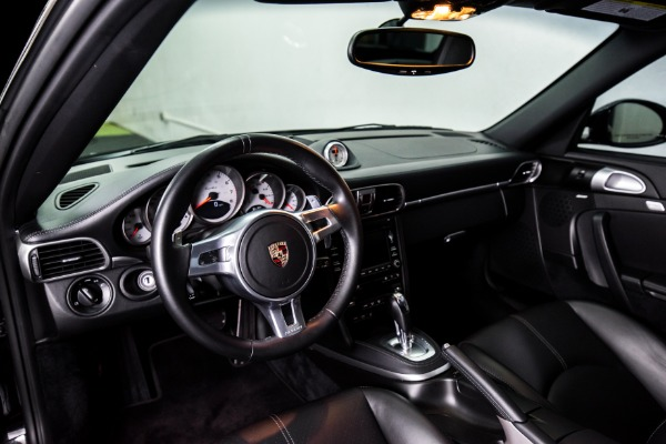Used 2011 Porsche 911 Turbo Used 2011 Porsche 911 Turbo for sale Sold at Response Motors in Mountain View CA 14
