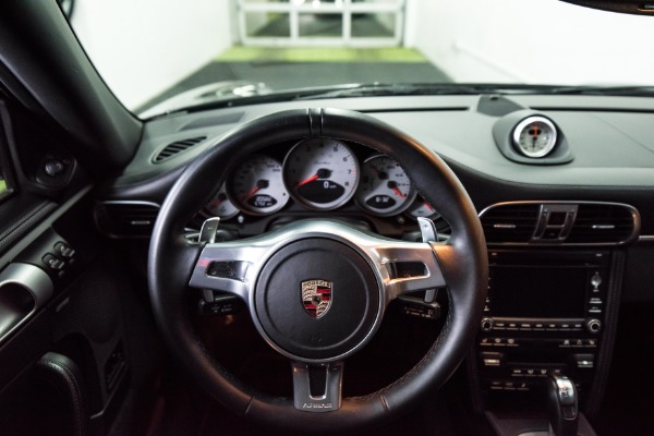 Used 2011 Porsche 911 Turbo Used 2011 Porsche 911 Turbo for sale Sold at Response Motors in Mountain View CA 16