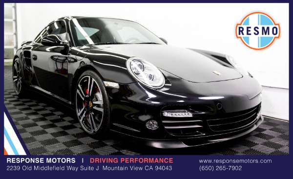 Used 2011 Porsche 911 Turbo Used 2011 Porsche 911 Turbo for sale Sold at Response Motors in Mountain View CA 2